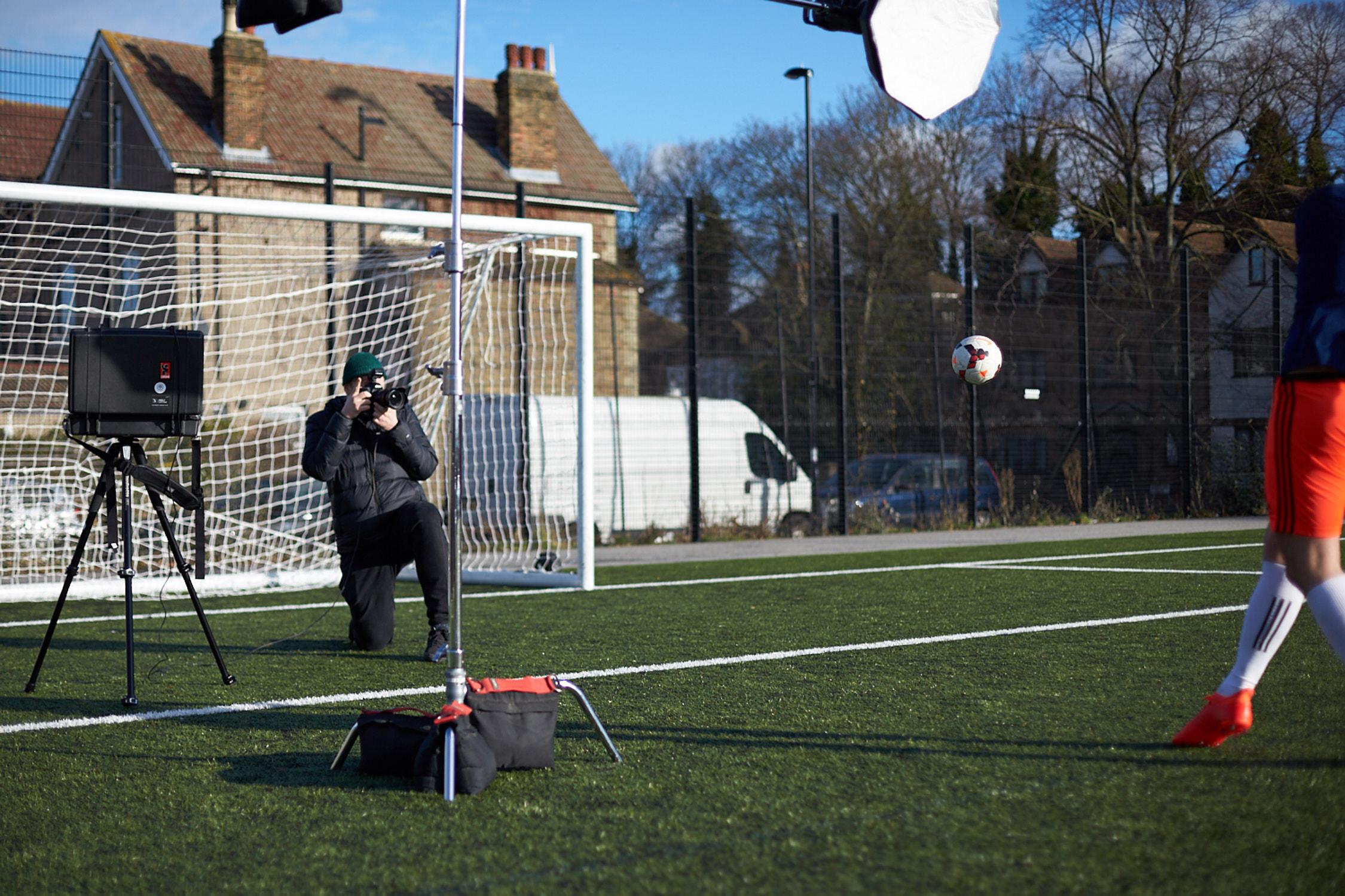 sports photographer uk